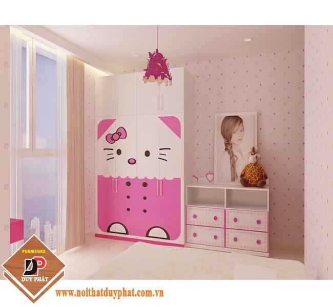 Tủ áo trẻ em Duy Phát-08