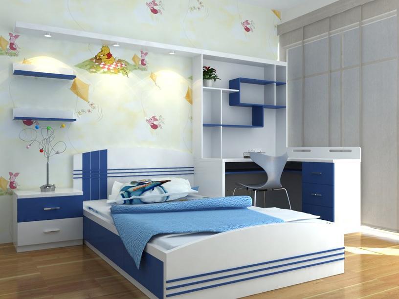 Giường Ngủ Trẻ Em DP - 55