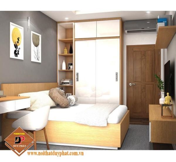 Bộ giường ngủ DP-71