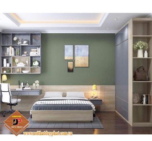 Bộ giường ngủ DP-72
