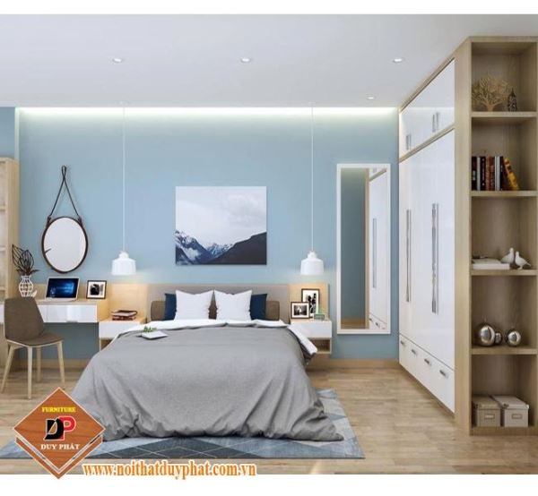 Bộ giường ngủ DP-74