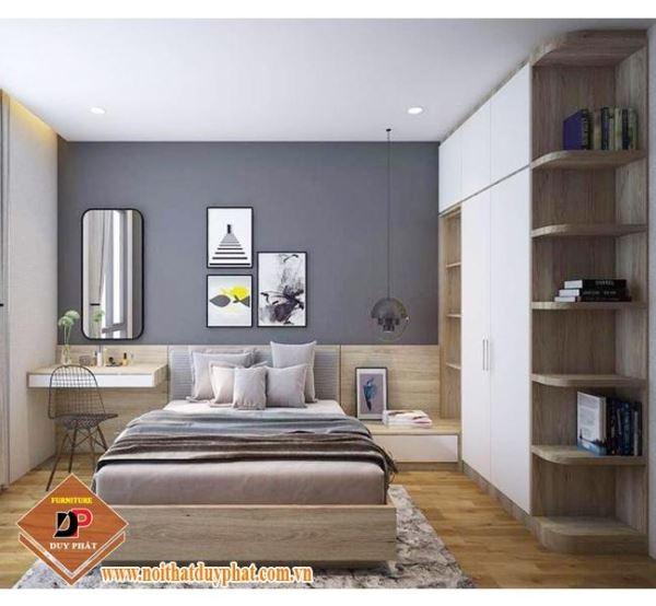 Bộ giường ngủ DP-75