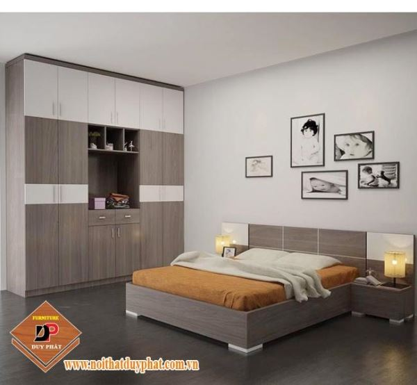 Bộ giường ngủ DP-77