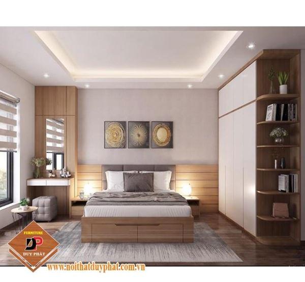 Bộ giường ngủ DP-82