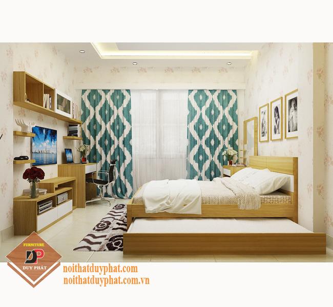 Giường Ngủ DP - 40
