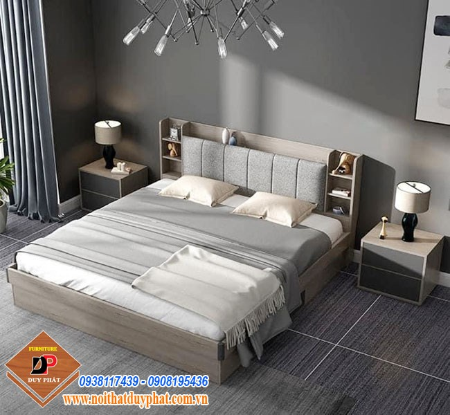 Giường Ngủ DP-183