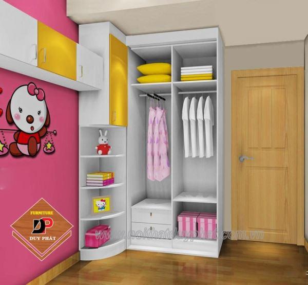 Tủ áo trẻ em Duy Phát-06